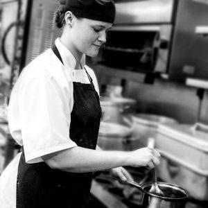 Pecks Restaurant Chloe Leighton