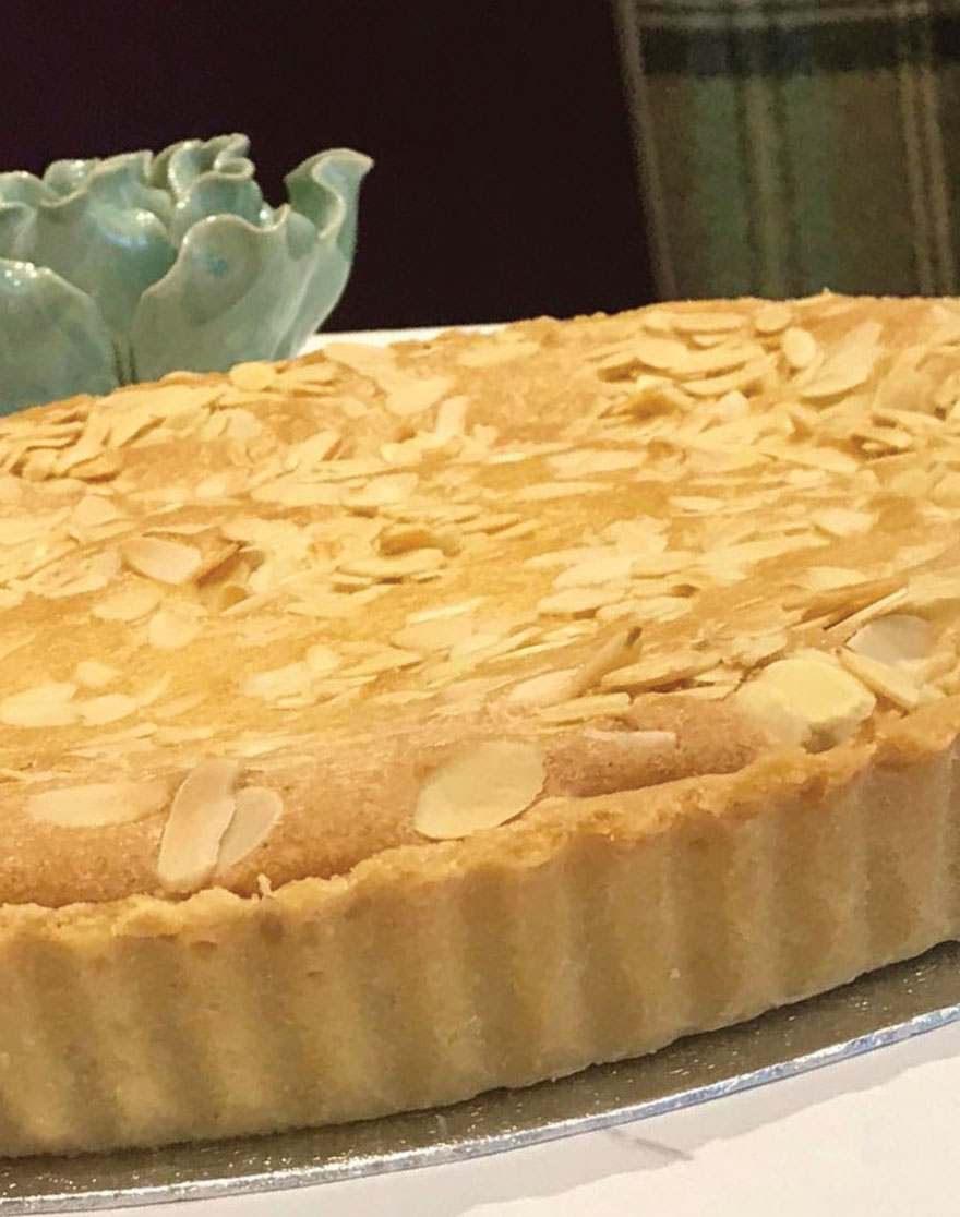 Pecks Pudding Bakewell Tart