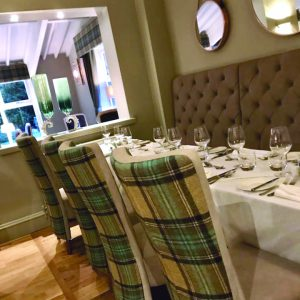 cheshire fine dining, pecks restaurant, dinner at eight