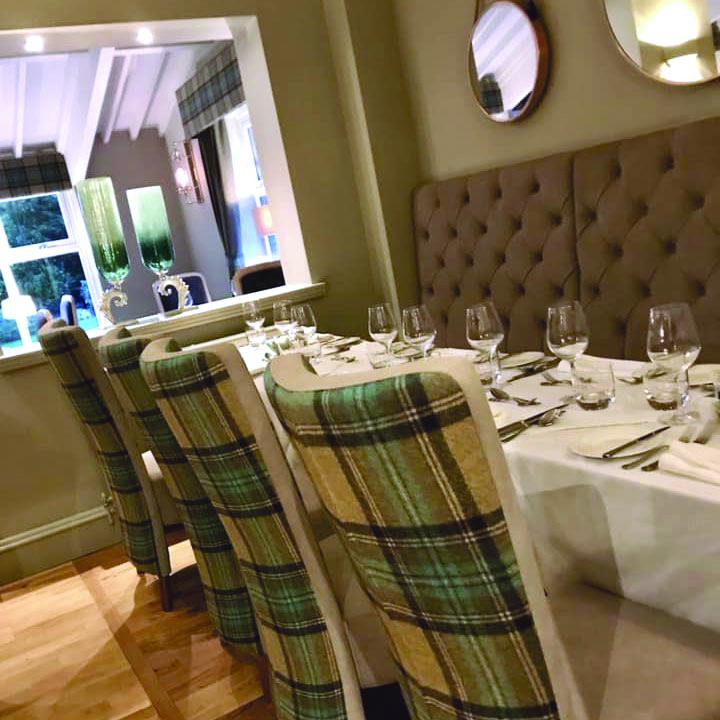 cheshire fine dining, pecks restaurant, dinner at eight